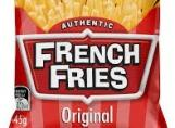 Authentic French Fries