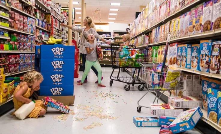 supermarket complaint
